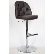 Archer Adjustable Height Bar Stool with Cushion