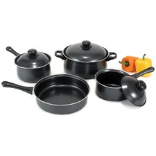Carbon Steel 7 Piece Cookware Set