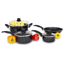 Aluminum 7 Piece Cookware Set