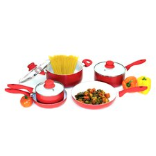 Nano Ceramic 8 Piece Cookware Set