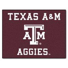 Collegiate All-Star Texas A&M Area Rug