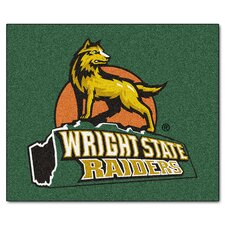 Collegiate Wright State Tailgater Outdoor Area Rug