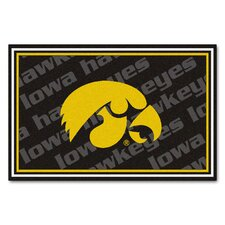 Collegiate Iowa Area Rug