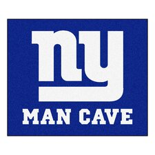 NFL New York Giants Man Cave Ulti-Mat Outdoor Area Rug