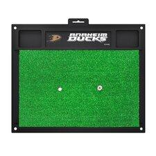 NHL Golf Hitting Doormat
