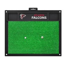 NFL Golf Hitting Doormat