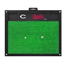 MLB Cincinnati Reds Golf Hitting Doormat