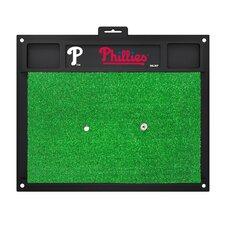 MLB Philadelphia Phillies Golf Hitting Doormat