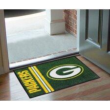 NFL Green Bay Packers - Uniform Inspired Starter Doormat