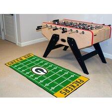 NFL Green Bay Packers Footrun Doormat