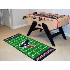 NFL Houston Texans Footrun Doormat
