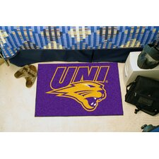 Collegiate Northern Iowa Starter Area Rug