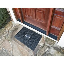 NFL Seattle Seahawks Medallion Doormat
