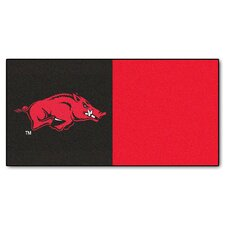 "NCAA Team 18"" x 18"" Carpet Tile"