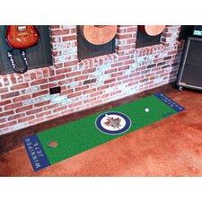 NHL Winnipeg Jets Putting Green Doormat