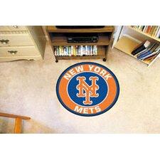 MLB New York Mets Roundel Mat
