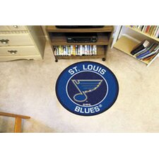 NHL St Louis Blues Roundel Mat