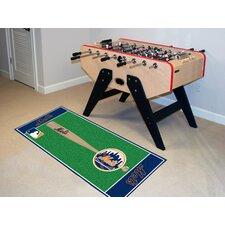 MLB New York Mets Baseball Runner Doormat