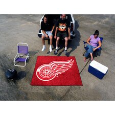 NHL Detroit Wings Starter Doormat