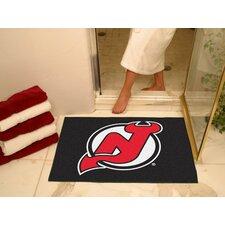 NHL New Jersey Devils Starter Doormat
