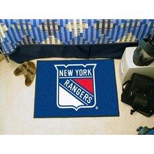 NHL New York Rangers Starter Doormat