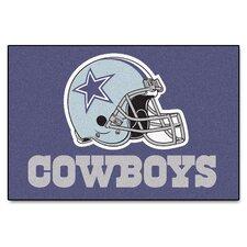 NFL Dallas Cowboys Starter Doormat