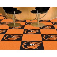 "MLB 18"" x 18"" Carpet Tile"