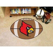 NCAA Louisville Football Doormat