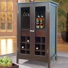 12 Bottle Wine Cabinet