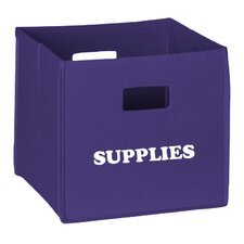Supplies Storage Bin