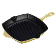 "Cast Iron 10"" Skillet Grill"