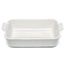 Stoneware Rectangular Dish