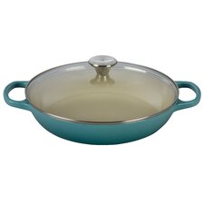 3.5-qt. Round Buffet Casserole with Lid