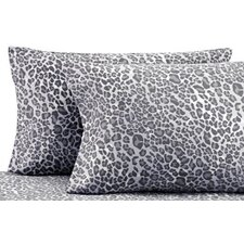 Wild Life Leopard Standard Pillow Case (Set of 2)