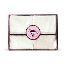 Bonne Nuit Satin Pillowcase