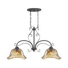 Chatsworth 2 Light Kitchen Pendant