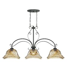 Chatsworth 3 Light Kitchen Pendant