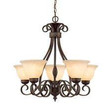 Alma 5 Light Chandelier