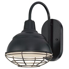 R Series 1 Light Wall Lantern