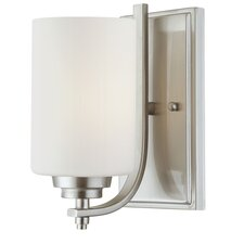 Bristo 1 Light Wall Sconce