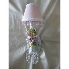 My Fairy Princess 1 Light Wall Sconce