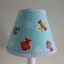 "5"" Kiddie Pool Fabric Empire Candelabra Shade"