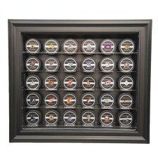 Thirty Puck Display Case