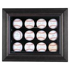 Twelve Baseball Display