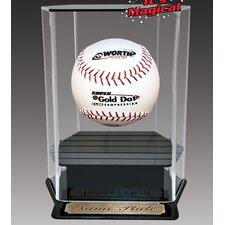 Floating Softball Display
