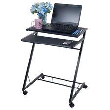 Compact Mobile Computer Desk