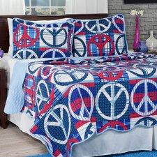 Peace Quilt Set