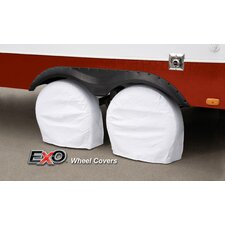 Expedition Trailer Wheel Cover (Set of 2)