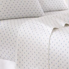 The Skipjack 200 Thread Count Cotton Printed Sheet Set