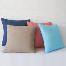 Skipjack Embroidered Euro Pillow